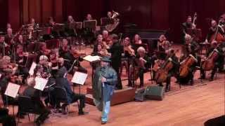 Sir Mix-A-Lot Sings Baby Got Back with the Seattle Symphony