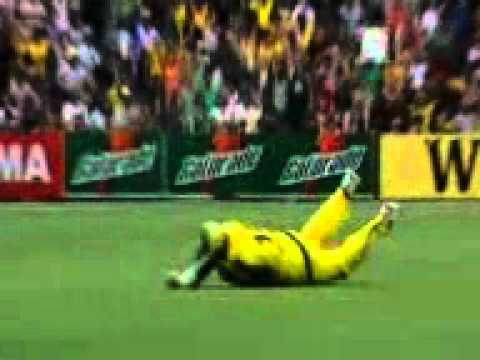 imposible catch ricky ponting