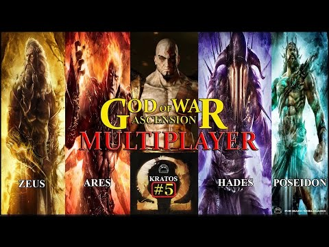 GoW: Ascension Multiplayer Manoplas, Capas e DLCs AM#5