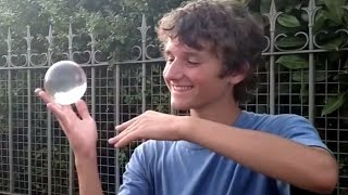 Mind Blowing Contact Juggling