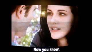 Breaking Dawn Part 2- Ending Scene