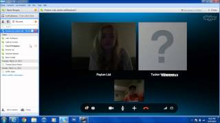 Peyton List Skype Video Chat