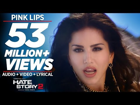 Pink Lips Full Video Song | Sunny Leone | Hate Story 2 | Meet Bros Anjjan Feat Khushboo Grewal
