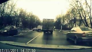 Подборка ДТП с видеорегистраторов 8 \ Car Crash compilation 8