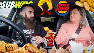 THE ULTIMATE CALORIE COMMUTE | CHEAT DAY | DRIVING AGAIN | C.O.B. Ep.80