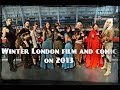 Winter London Film And Comic Con 2013 Cosplay Music Video