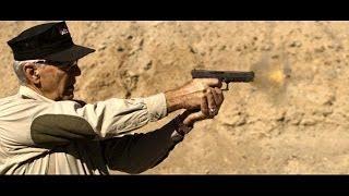 Gunny Firing The Glock 41 Slow Motion