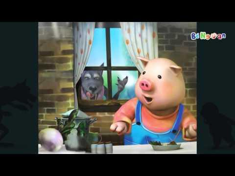 Truyện Cổ Tích - Chuyện Ba Chú Lợn Con
