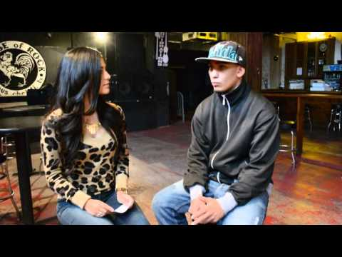 Crush TV: Interview with pro boxer Jerry Belmontes