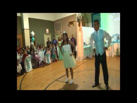 Sara's  Sweet 16+Father And Daughter Dance.!!!