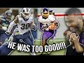 NFL Offensive MVP Todd Gurley In High School Was UNBELIEVABLE Todd Gurley Highlights Reaction