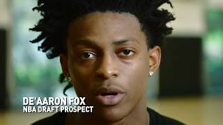 Meet De'Aaron Fox