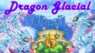 SANTUARIO DE CRIA : Como Sacar Al Dragon Glacial De Dragon
