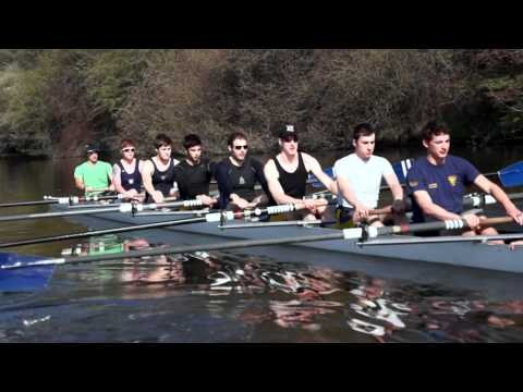 Hull University Rowing Trailer