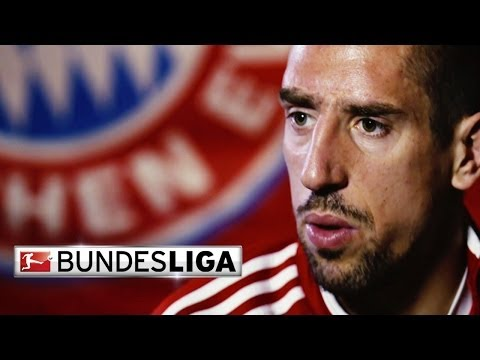 Franck Ribery and Bayern Munich - Two Giants of World Football