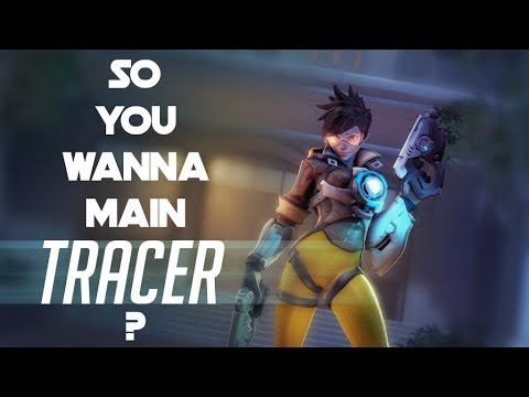 So, you wanna main Tracer? | Overwatch Character Guide | Level 2 Gamers featuring TigratoPower