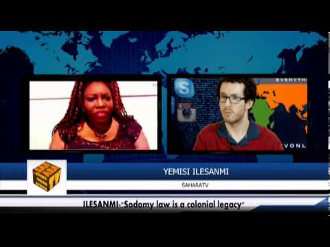 SaharaTV Talkback: Gay Activists Vents Over Nigeria's Anti-Gay Law