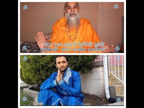 Important message from Hindu Swamiji based on Scripture