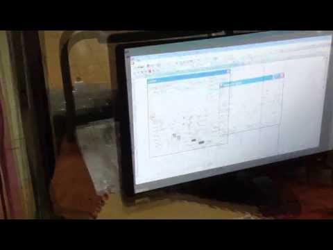 Cara Mengoperasikan Mesin Cutting Sticker Jinka 361 Untuk Sablon Kaos Digital