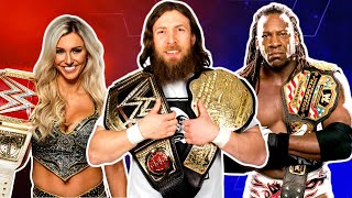 Every WWE Grand Slam Champion Ranked From Worst To Best