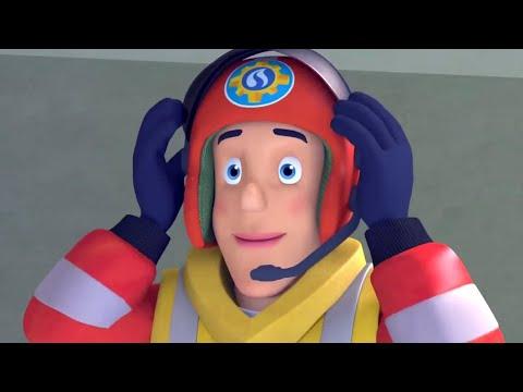 Požiarnik Sam - Príprava na akciu