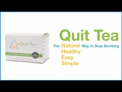 FREE Sample Quit Tea...