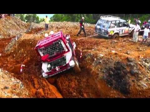 Ranau Kaamatan 4X4 Challenge 2012 - By; Kneth De CrockeR (Official Video Trailer Full HD 1080p)