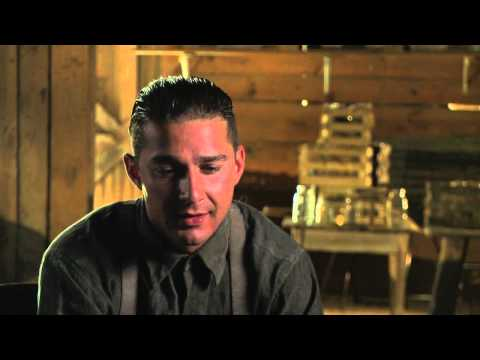 Shia LaBeouf discusses his new film 'Lawless'