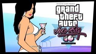 GTA Vice City 10th Anniversary Trailer (iOS & Android