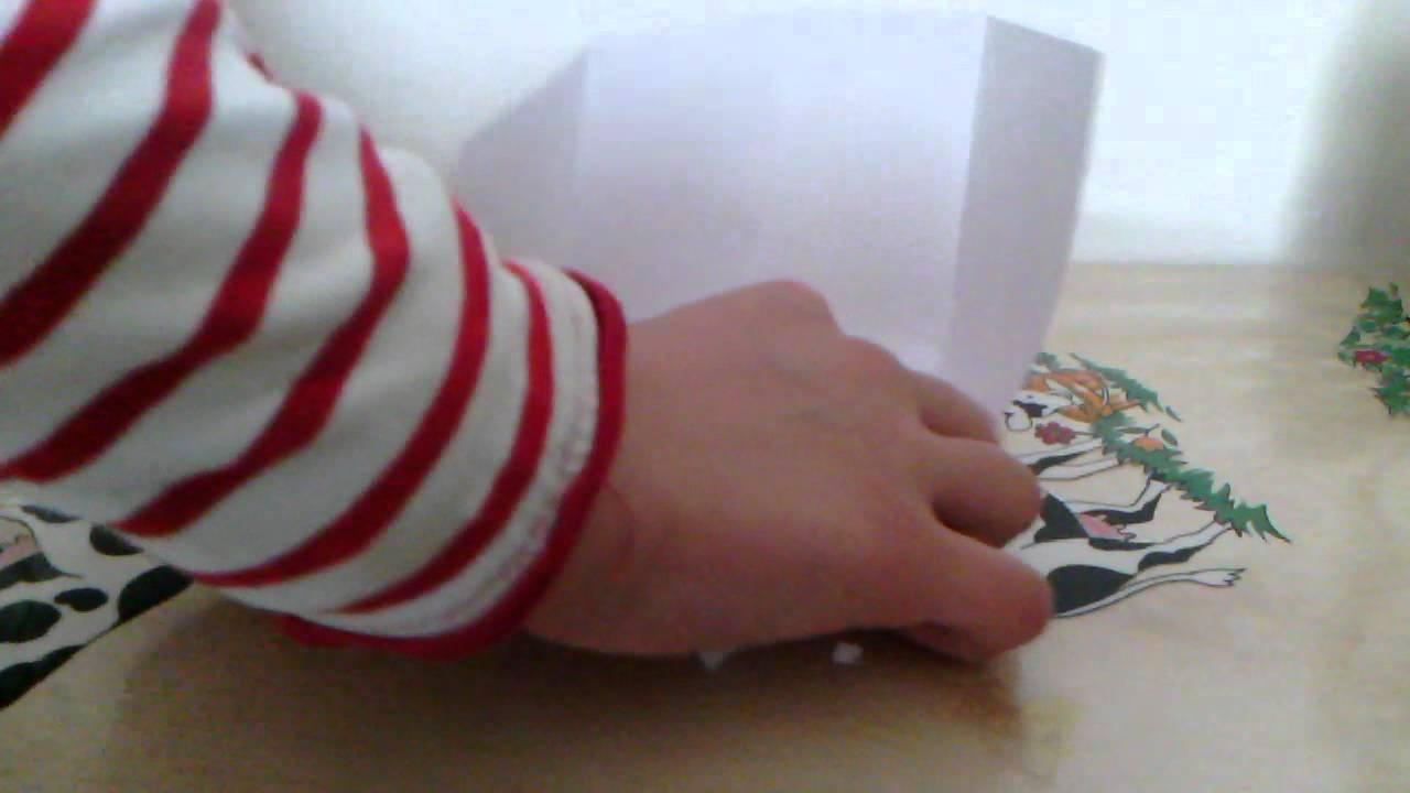 Boite en origami facile youtube - Boite cadeau origami facile ...