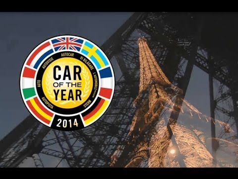 COTY 2014: Prizegiving in Paris, Peugeot's pride