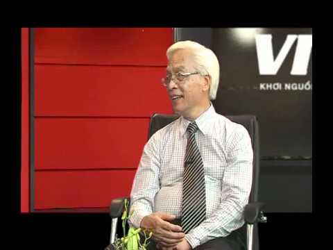 Talkshow - GS Chu Hảo và GS Ngô Bảo Châu trong chuyên mục VITV Gặp gỡ
