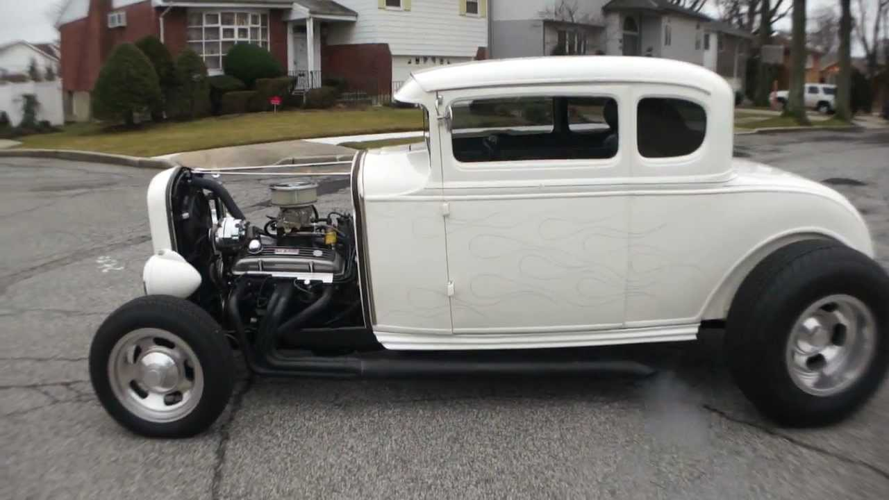 Sold 1930 ford 5 window coupe old school hot rod for for 1930 ford 5 window coupe for sale