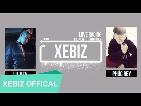 LOVE RACING - LILKEN FT PHÚC REY [Lyric Videoᴴᴰ]