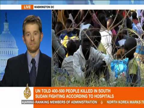 Jon Temin on the Latest Violence in Juba, South Sudan