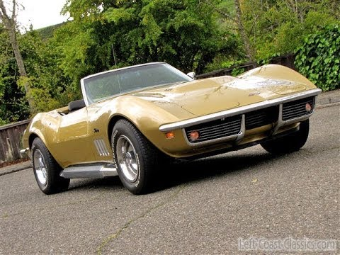 1969 chevrolet corvette convertible for sale youtube. Cars Review. Best American Auto & Cars Review
