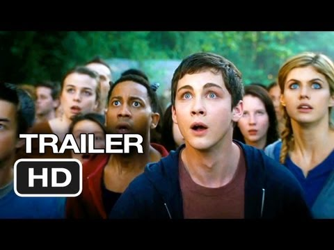 Percy Jackson: Sea of Monsters Official Trailer #2 (2013) - Logan Lerman Movie HD, Percy Jackson: Sea of Monsters.