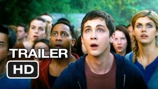 Percy Jackson: Sea Of Monsters Official Trailer #2 (2013