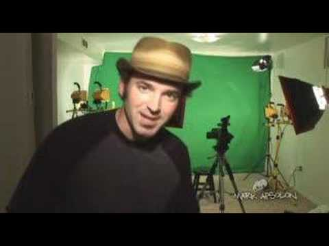 How to make awesome green screen (Chroma key)!! part 1 DVD