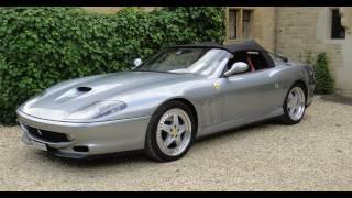 evo Diaries- Ferrari 550 Barchetta