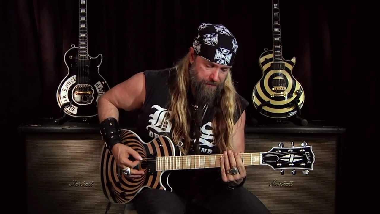 zakk wylde    guitar apprentice