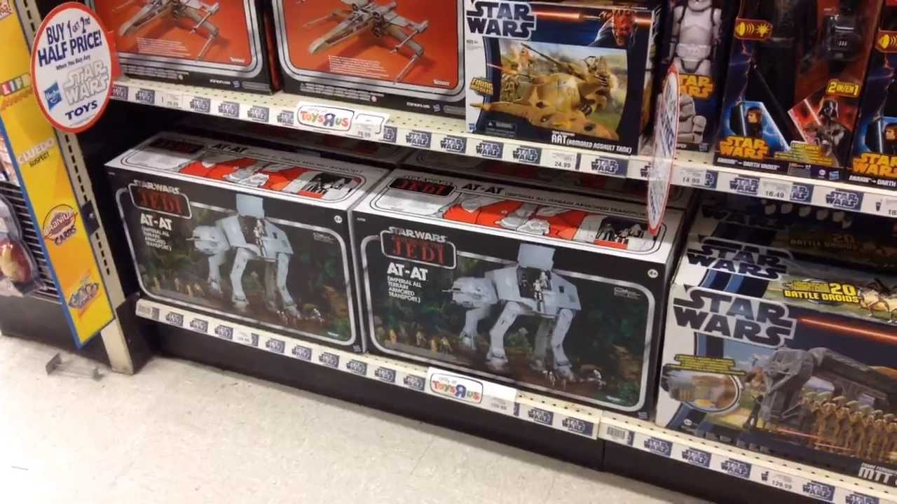 Star Wars Toys 2013 : Star wars toy run toys r us medway th oct
