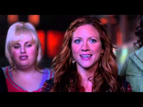 Pitch Perfect - The Bellas Sing 'Just The Way You Are'