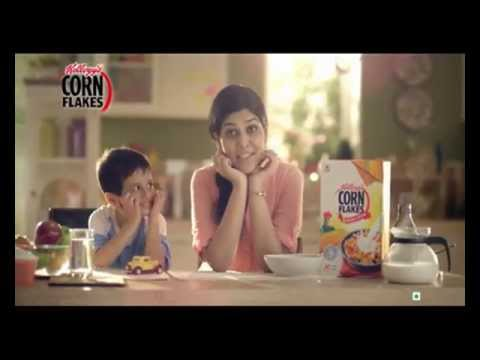CASTING REEL | KELLOGG'S CORN FLAKES - HOT MILK - TVC