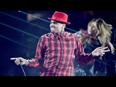 HE's BACKKKK! Chris brown BET AWARDS 2014 Performance 'Loyal'