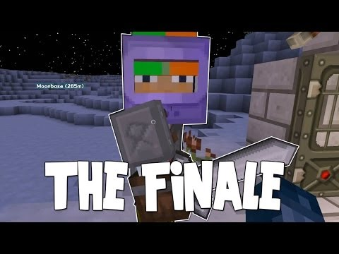 Minecraft - Race To The Moon - The Finale! [60]