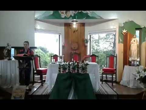 Santa Missa | 15.12.2020 | Terça-feira | Padre José Sometti | ANSPAZ