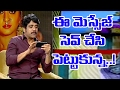 Fan Valuable Message to Nagarjuna!!..