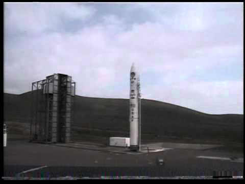 Falcon HTV-2 Launch
