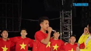 Hồng Duy hát cực bốc cùng Mỹ Tâm